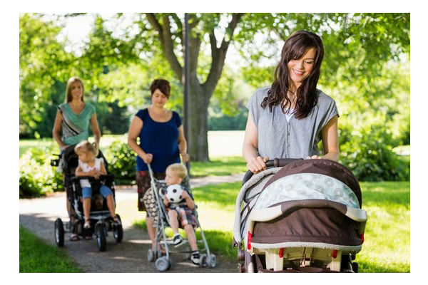 5 Things to Consider while Operating a Stroller
