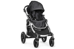 Baby Jogger Silver Frame Stroller
