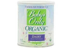 Babys Only Organic Toddler Formula