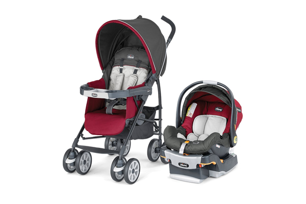 Chicco Nuevo Compact Travel System