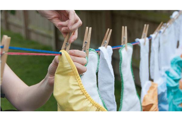 Cloth Diaper Washing