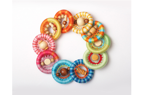 Create your Own Teething Toys