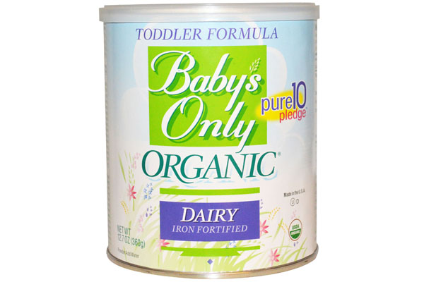 Facts About Organic Baby Formula