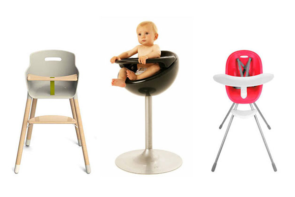 How To Ensure Your Baby Is Safe On The High Chair