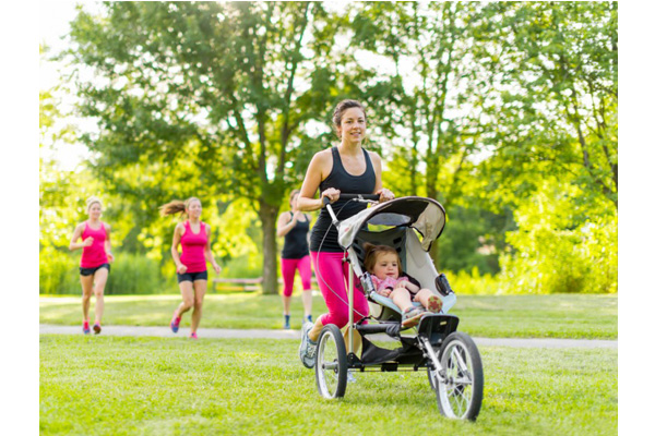 How to Use A Jogging Stroller
