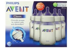 Philips Avent BPA Free Classic