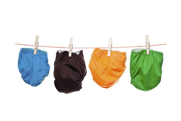 Risk of Using Cloth Diapers