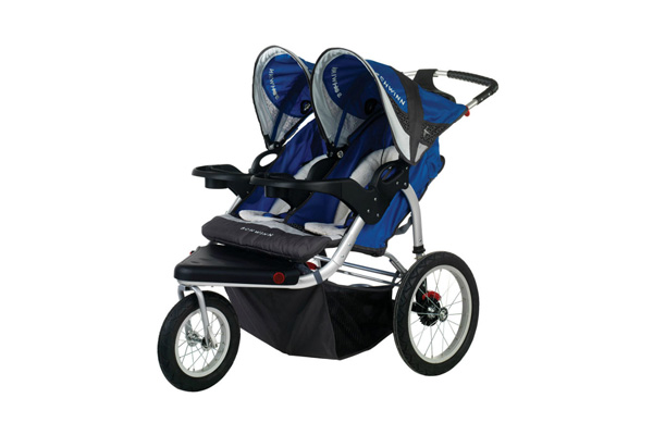 Safety Considerations When  Buying a Jogging Stroller