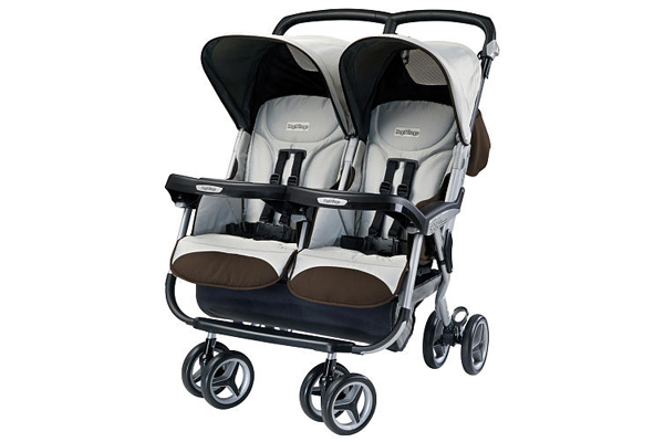The Negative Side to Strollers
