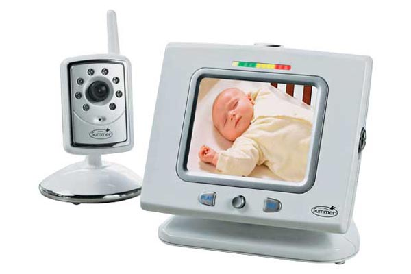 Types of Baby Video Monitor