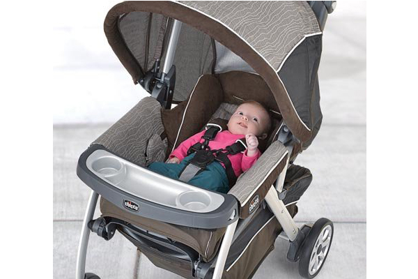 how to safely use a stroller