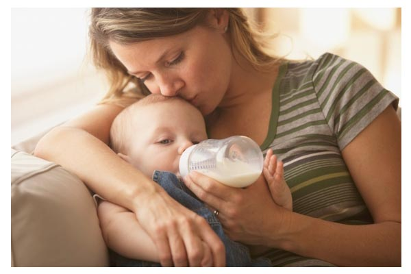 why bottlefeed instead of breastfeed